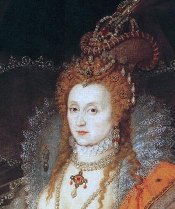 イングランド女王 エリザベス1世