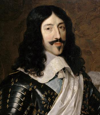 フランス国王  ルイ13世
