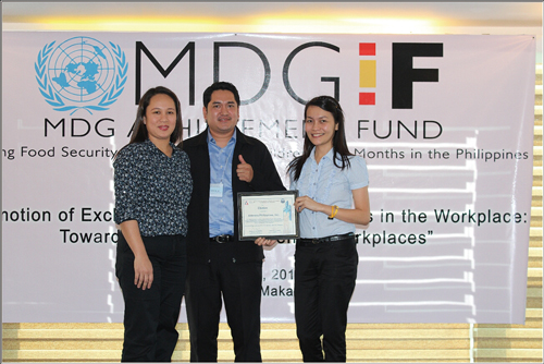 (Philippines)Award Winning Work Environment