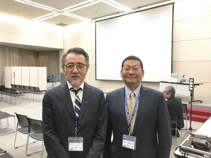 2019.06.06 Morning Seminar at The 118th Annual Meeting of the Japanese Dermatological Association