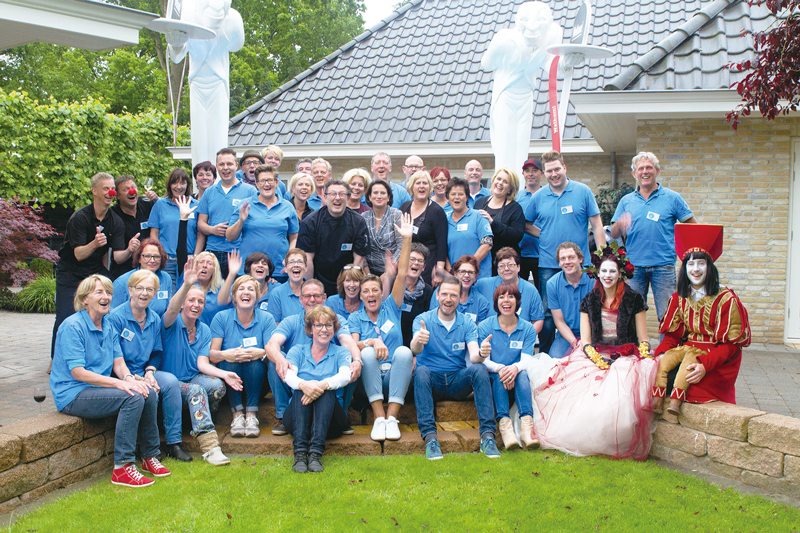 (Benelux)Established Stitching NU JIJ Foundation to Support Cancer Patients and Families